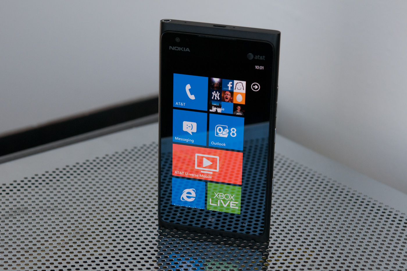 Nokia Lumia 900 Phone