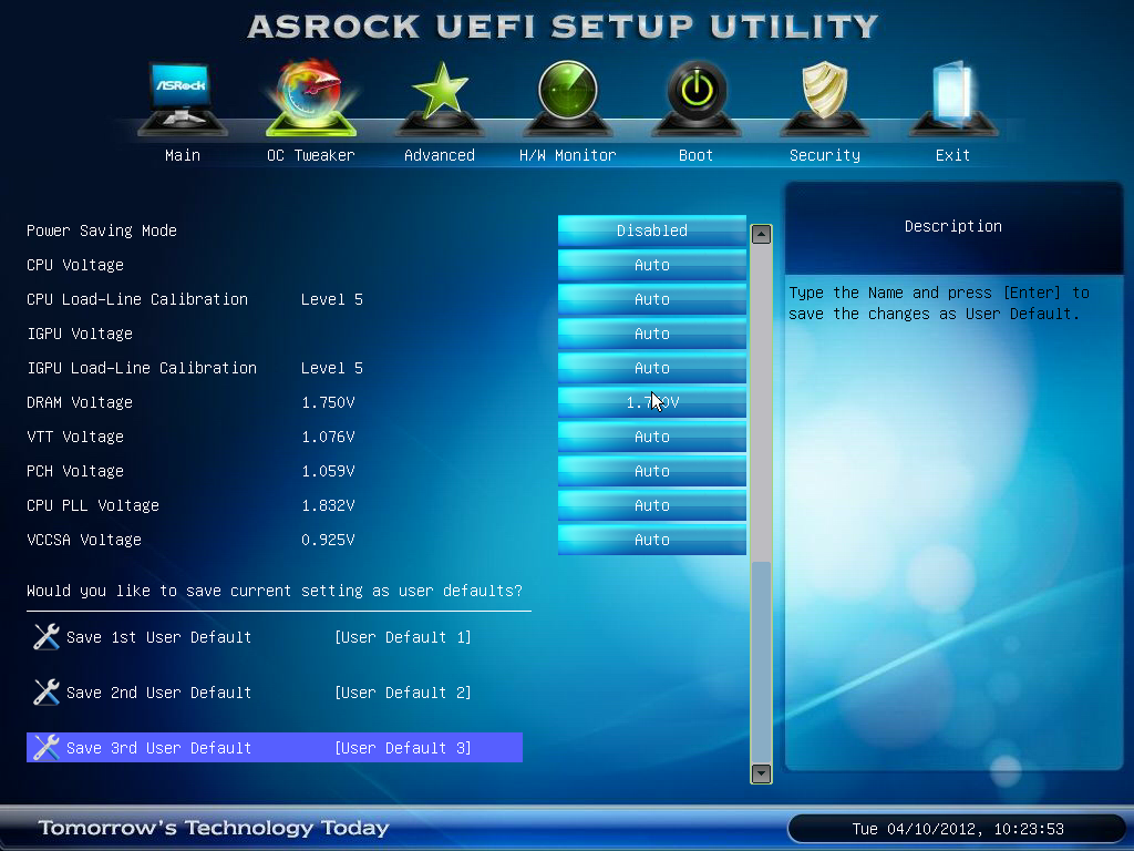 Plugged In Review >> ASRock Z77 Extreme4 - BIOS and Software - Intel Z77 Motherboard Review with Ivy Bridge - ASRock ...