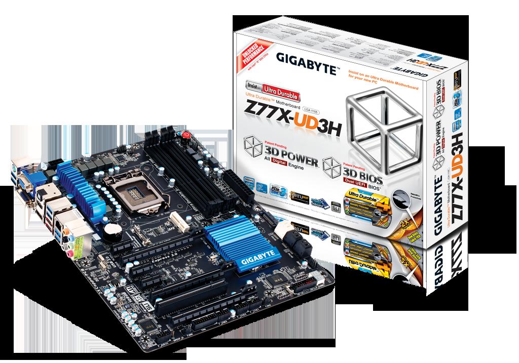 Conclusion – Gigabyte GA-Z77X-UD3H, MSI Z77A-GD65 - Intel
