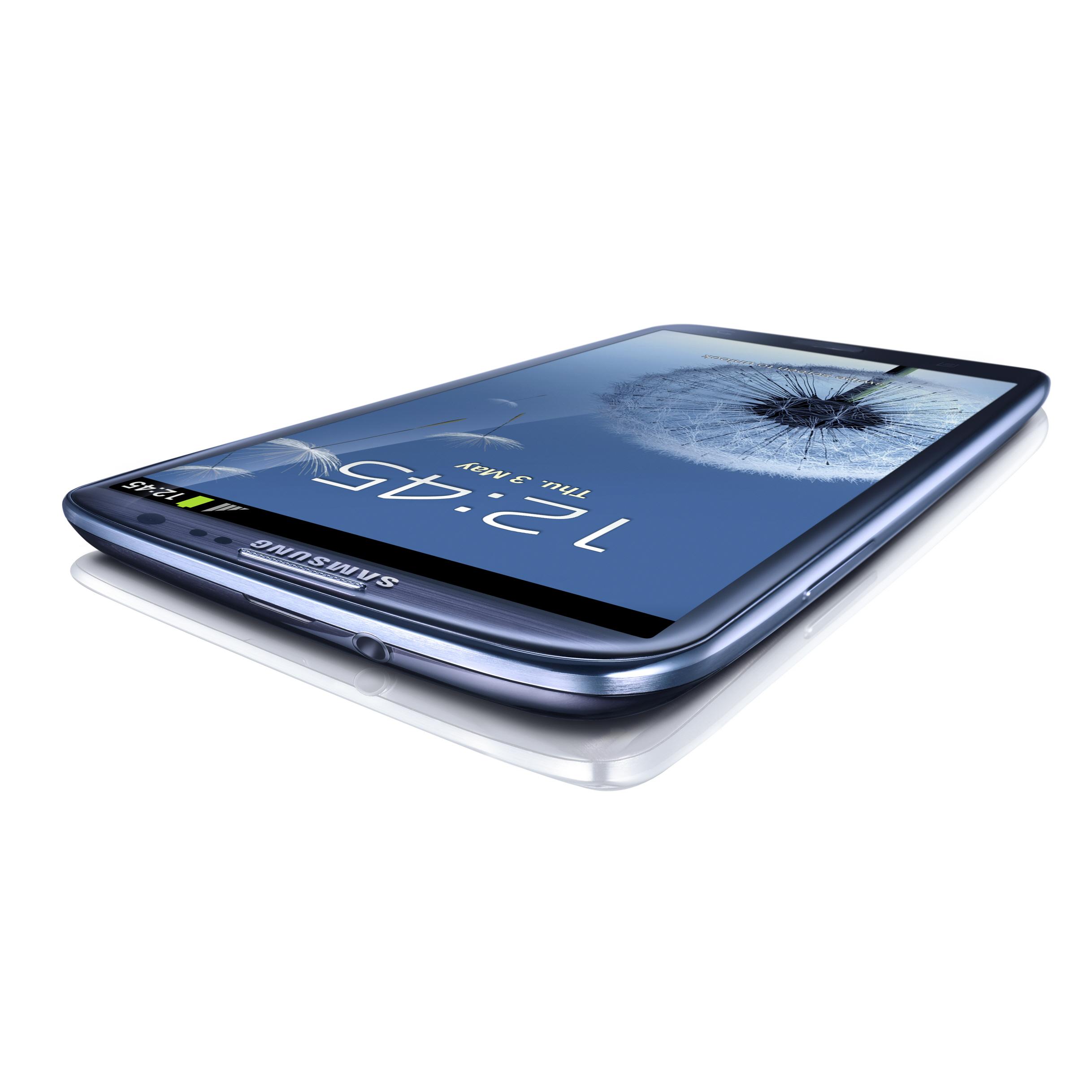 """The Samsung Galaxy S III Revealed: 4.8"""" HD SuperAMOLED, Exynos 4 Quad"""