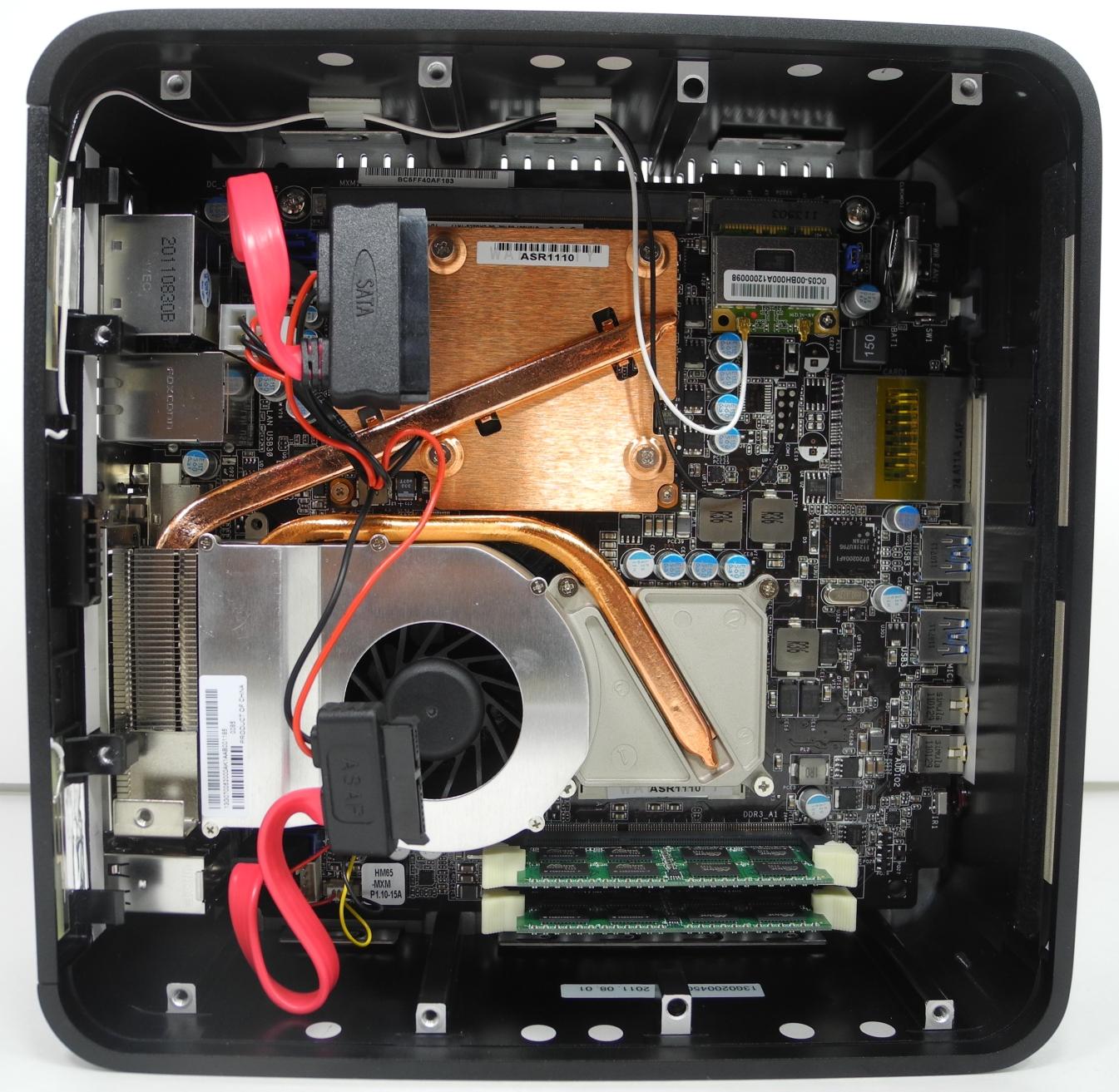 ASRock Vision 3D 252B NVIDIA Display Drivers Update