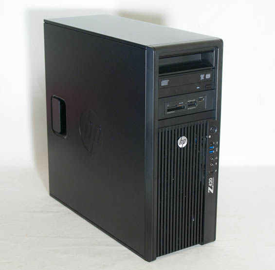 HP Z420 Workstation Review: Competition Heats Up