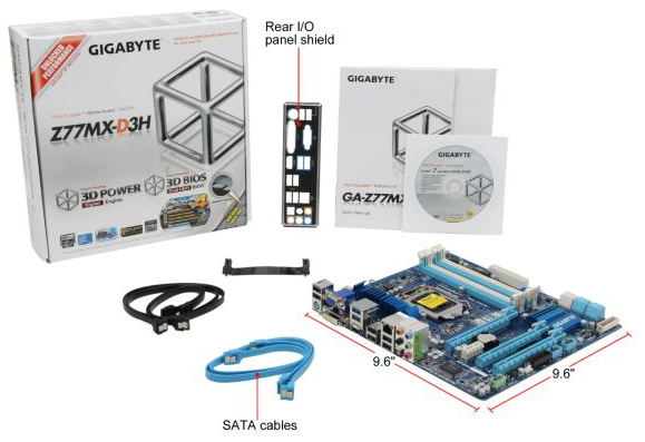 GIGABYTE GA-Z77M-D3H EASY TUNE6 DRIVERS FOR WINDOWS 7