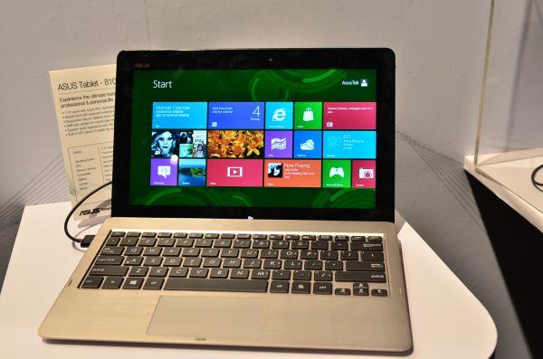 Windows 8 comes to Asus Transformer