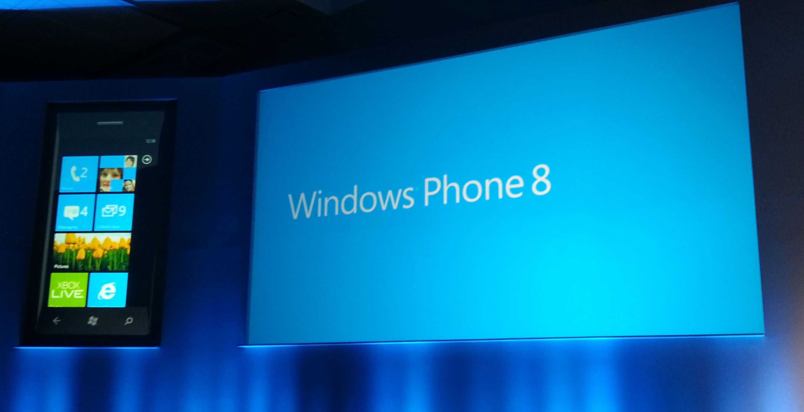 Microsoft 39 s windows phone summit in san francisco we 39 re for Windows phone