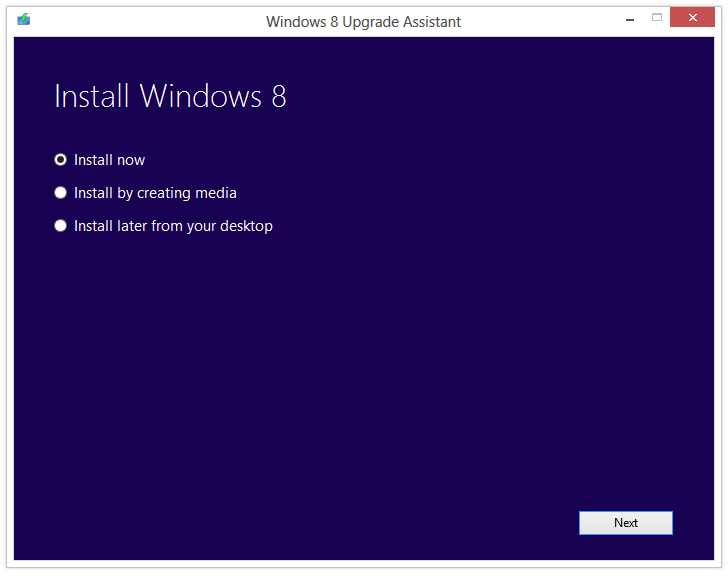 what upgrades are available for windows vista