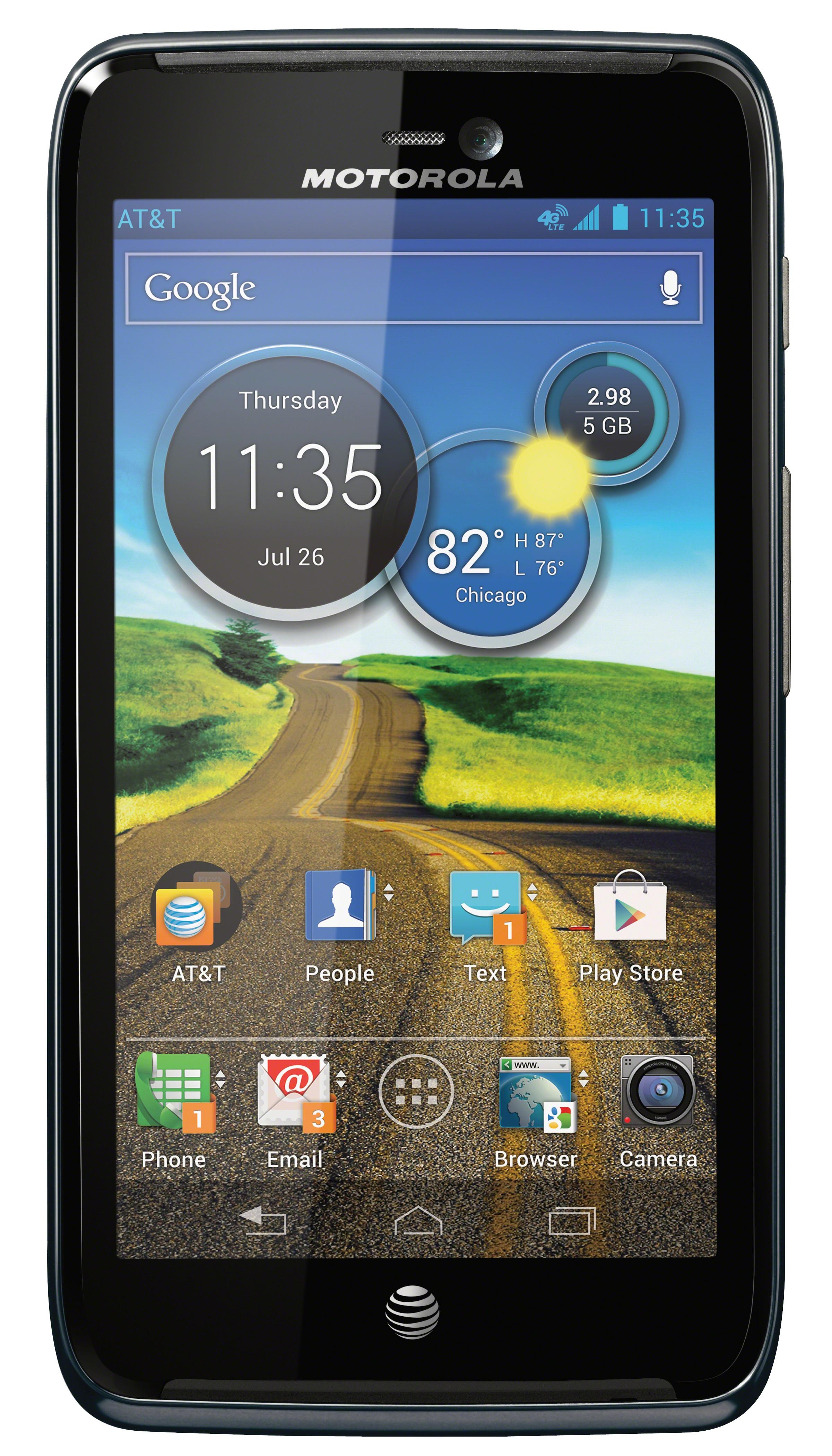 "Motorola Atrix HD Official: $99, LTE, 4.5"" HD LCD on AT&T Hd Tune"