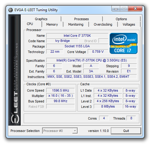 EVGA Z77 FTW Software - Four Multi-GPU Z77 Boards from $280