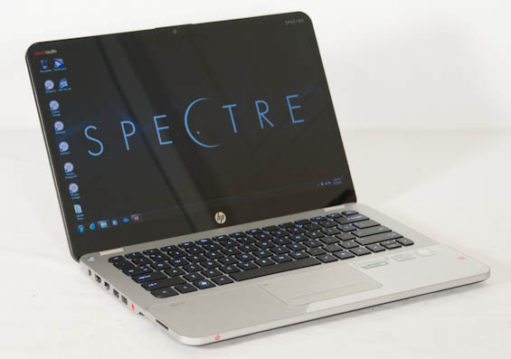 HP Envy 14 Spectre Ultrabook Review: Something More Than Envy