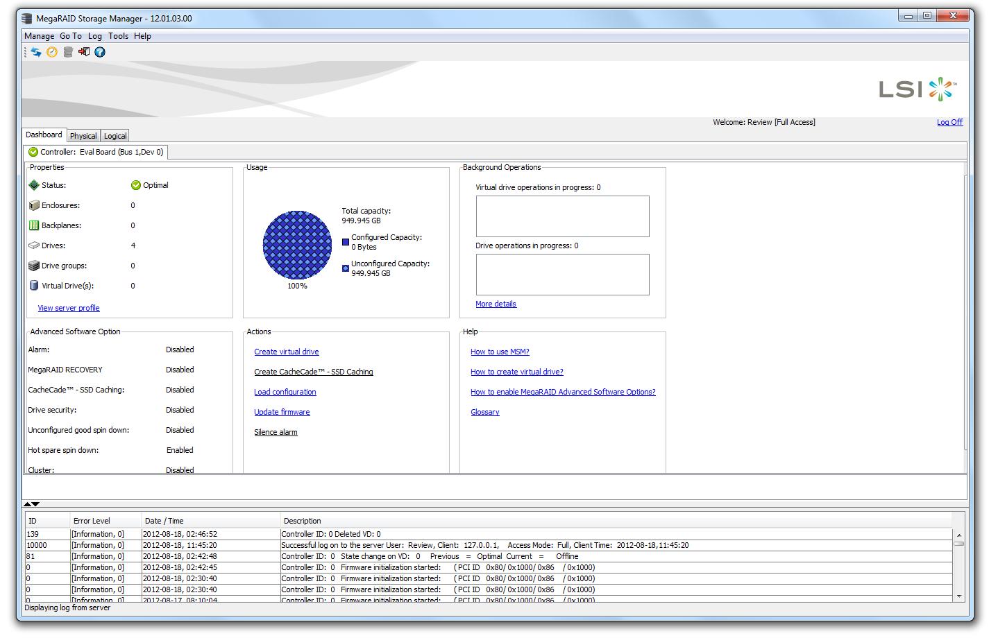 Testing the LSI SAS 2308 PCIe Controller - ASRock X79