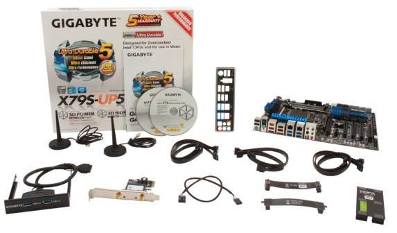 Gigabyte GA-X79S-UP5-WIFI VIA USB 3.0 XP