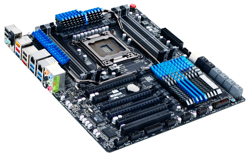 Gigabyte X79S-UP5 WiFi Review: Ultra Durable 5 Meets the