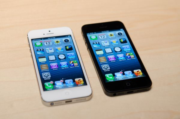 iPhone 5 Hands On Pics and Video - Updated: With Impressions