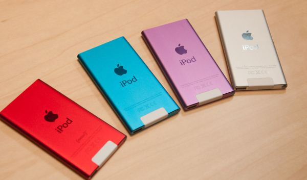 how to delete photos from ipod nano 7th generation