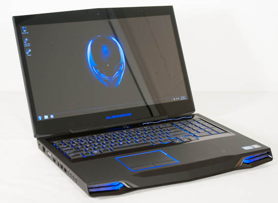 Alienware M17x R4 Notebook Review: Ivy Bridge and the