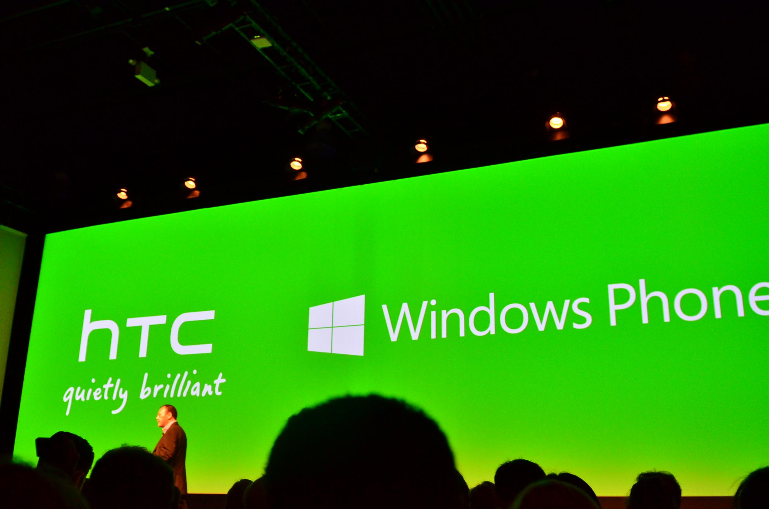 HTC's Windows Phone 8 NYC Event live blog