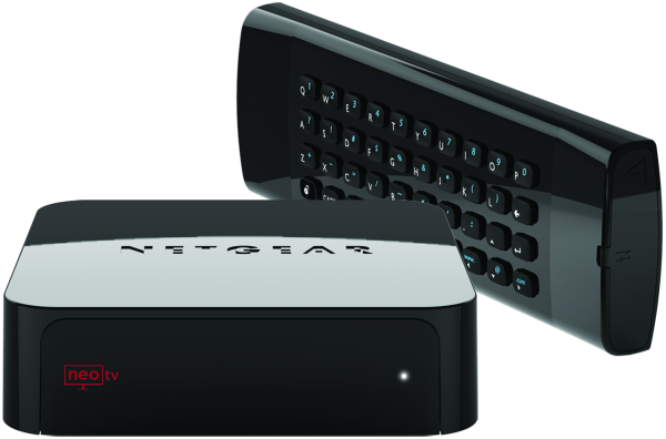 Netgear Updates Entertainment Lineup with Push2TV 3000 and NeoTV 300