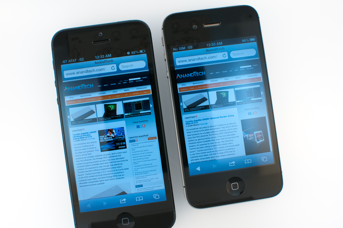 iPhone 5s Clone: Full Review