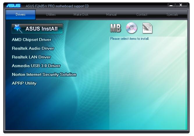 ASUS F2A85-V Pro Software - ASUS F2A85-V Pro Review: A Look