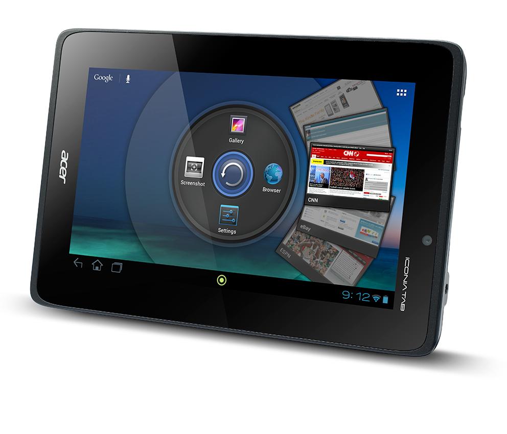 Acer Iconia A110 Guns For Nexus 7