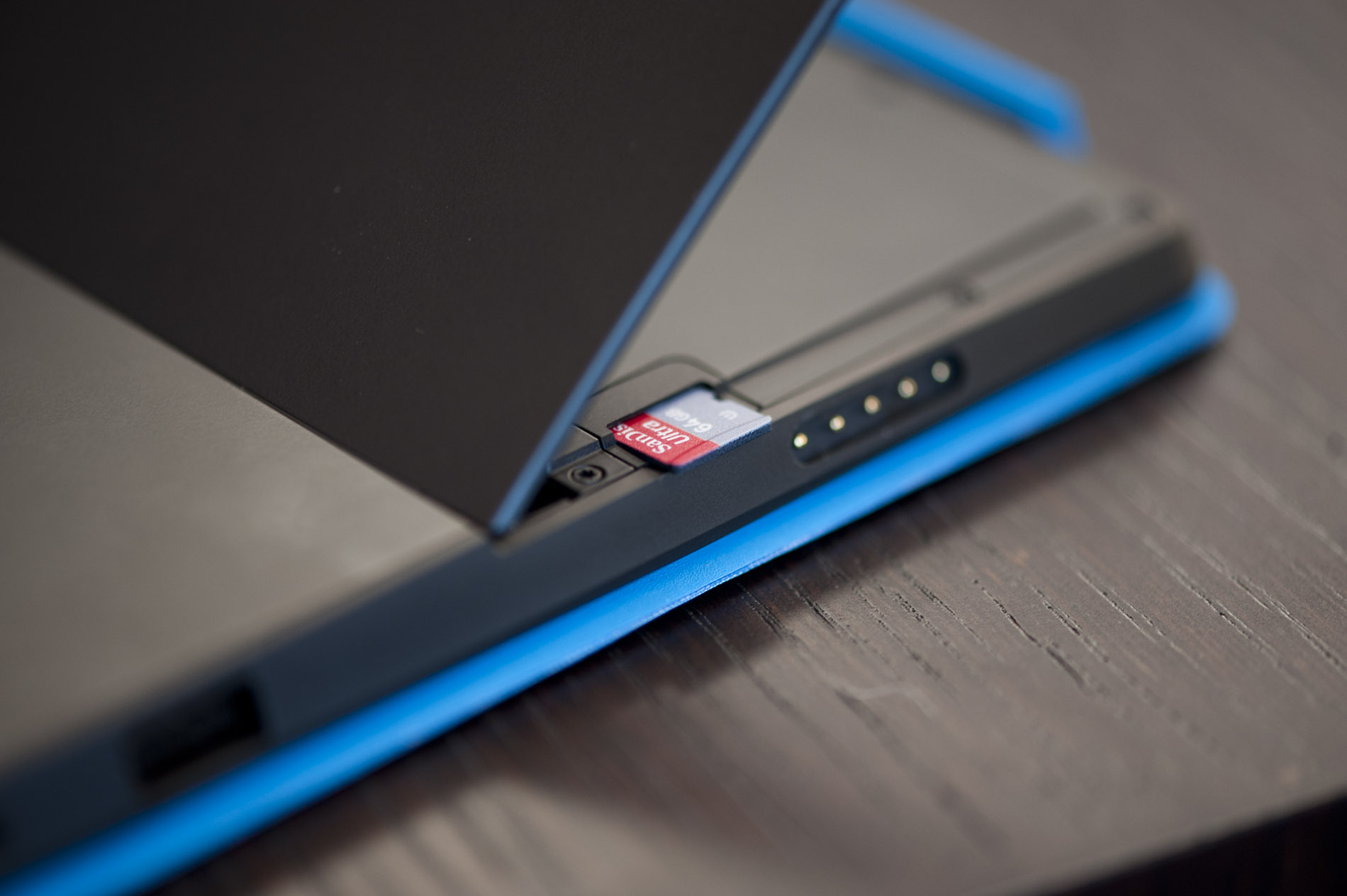 A Plethora of Ports and Storage Options - Microsoft Surface Review