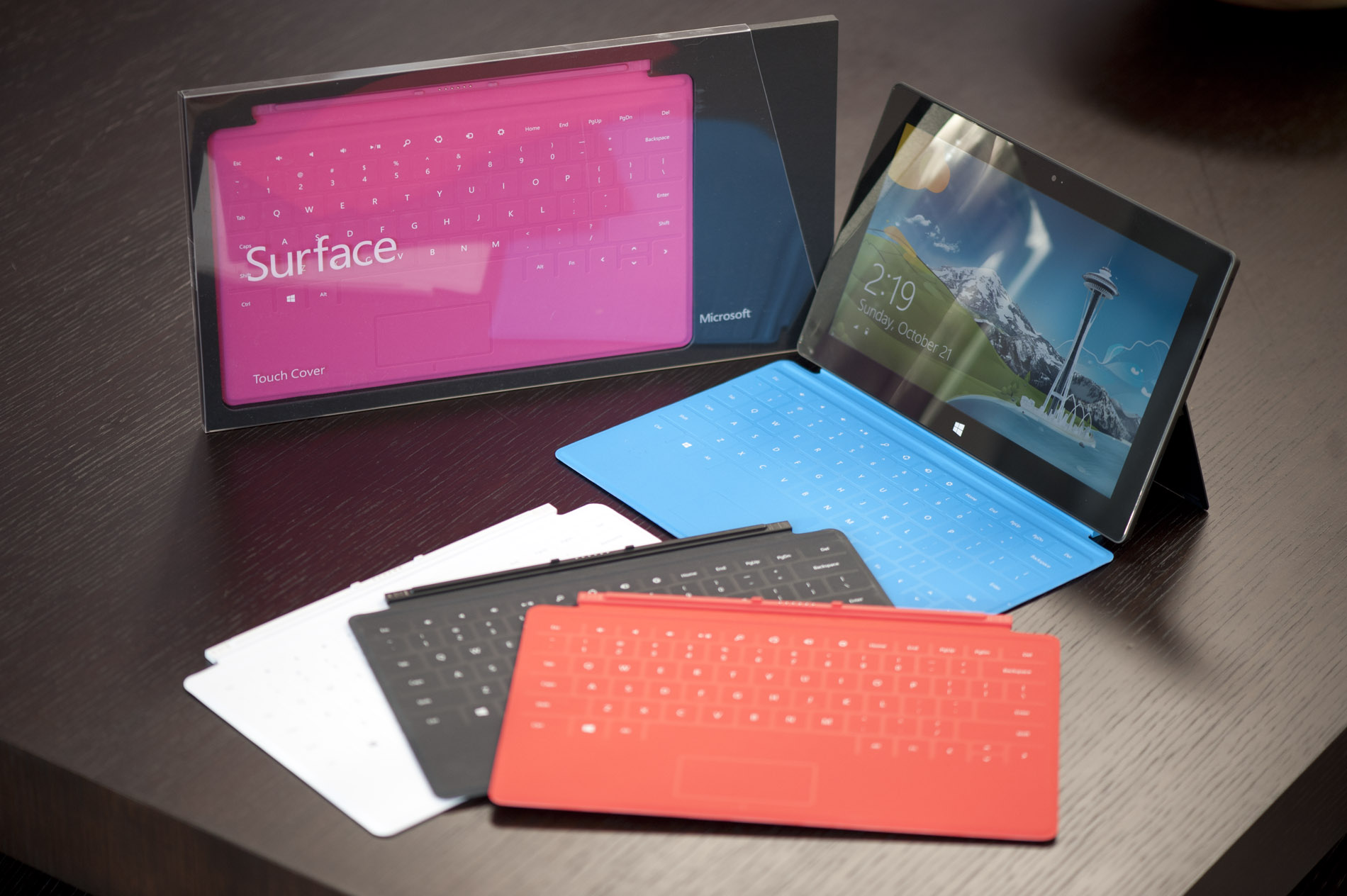 thing aka touch cover microsoft surface review