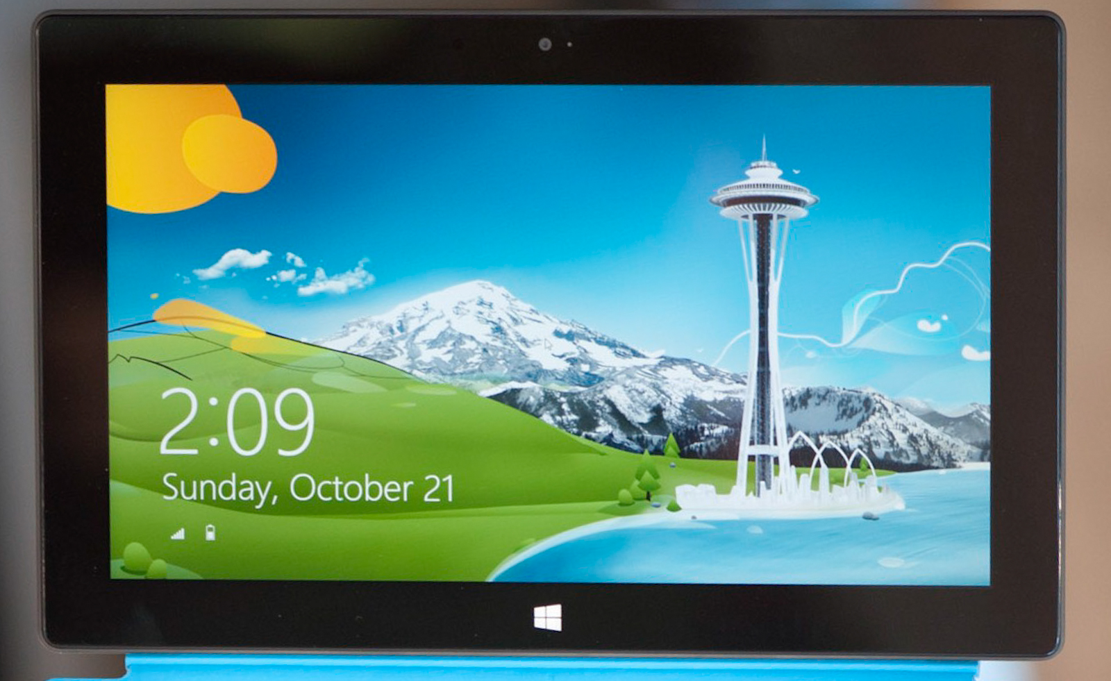 The Windows RT Review