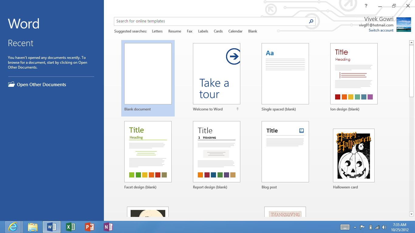 office 2013 for windows rt the windows rt review