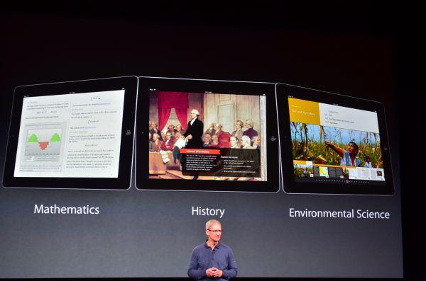 Apple's iPad mini Event Live Blog