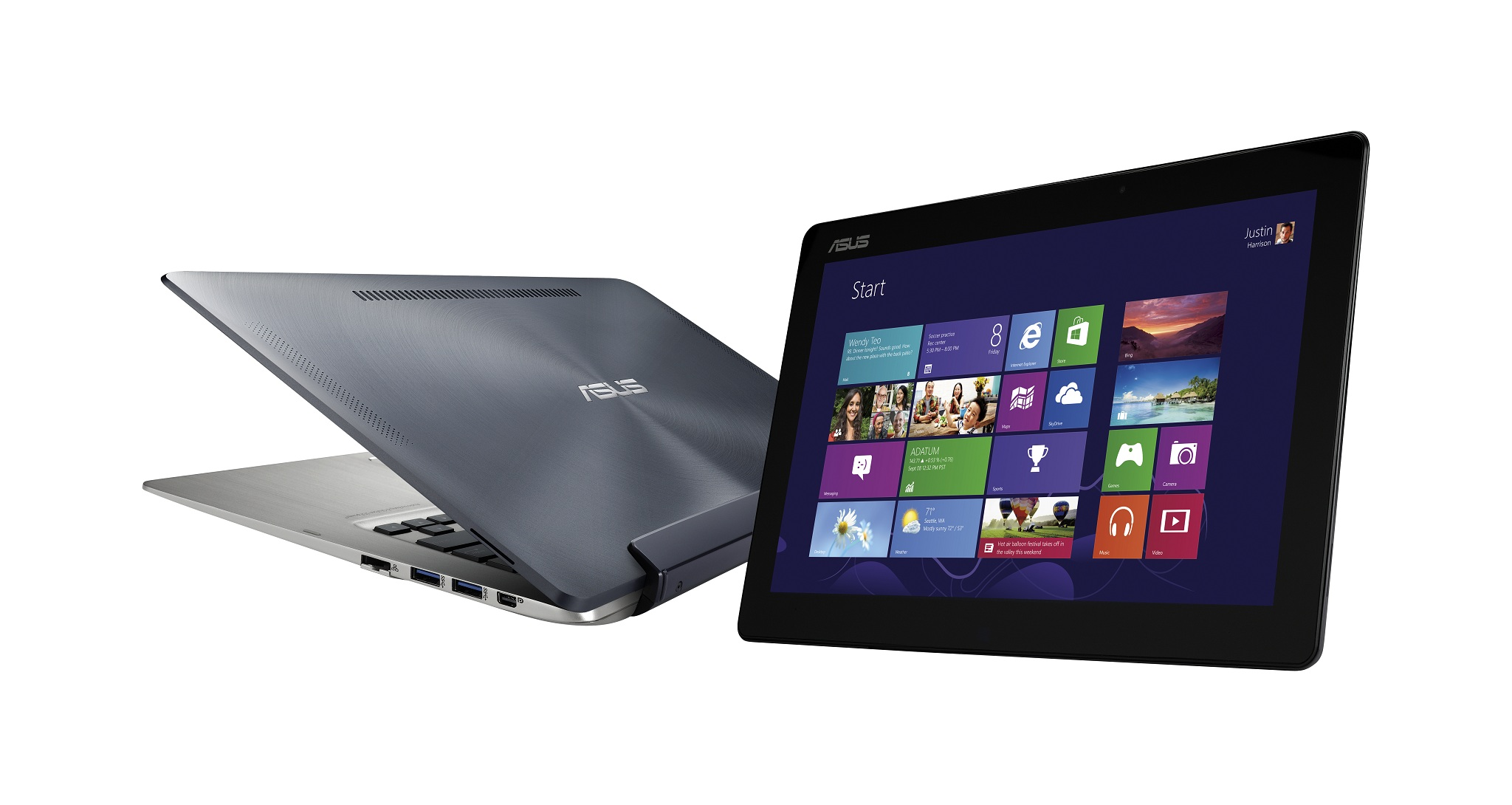 Asus Windows 8 And Rt Products Revealed