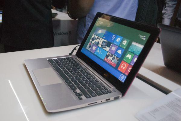 ASUS VivoTab, VivoBook, ZenBook And Transformer Book Hands-on Image