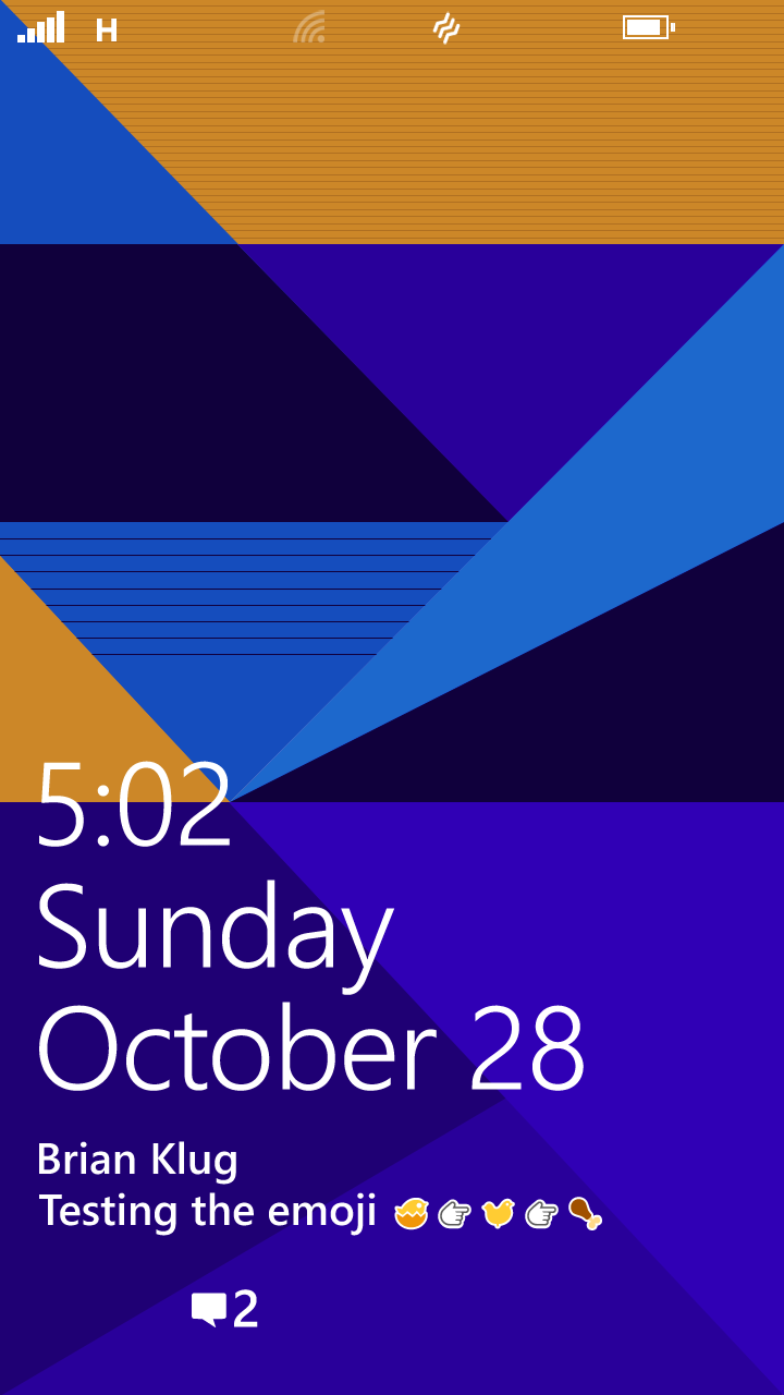 Live Tiles, Lock Screen, Maps, Hubs - Windows Phone 8 and