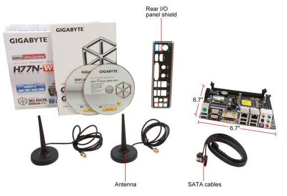 Gigabyte GA-H77N-WIFI USB Blocker Linux