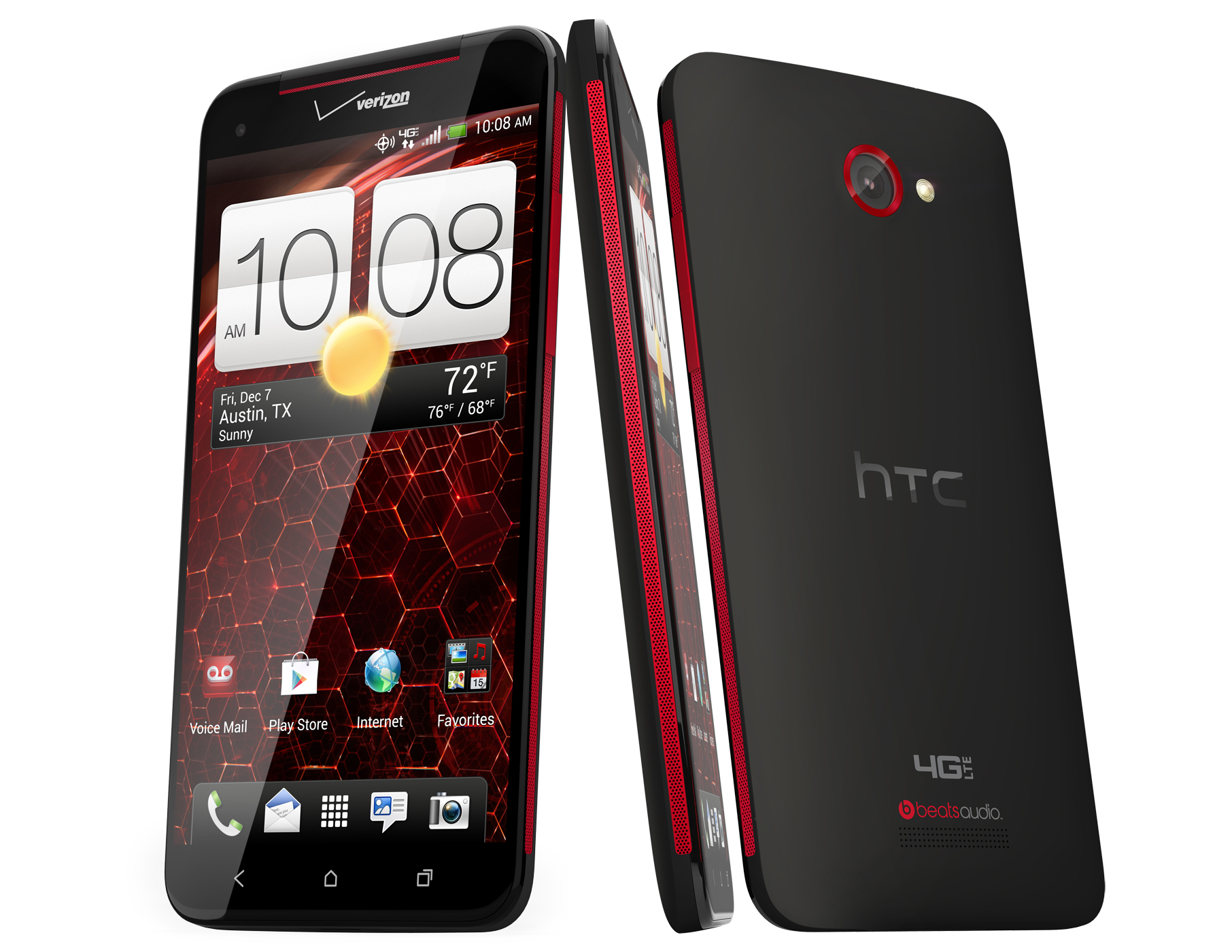 The HTC Droid DNA Announced: 5-inch, 1080p, S4 Pro