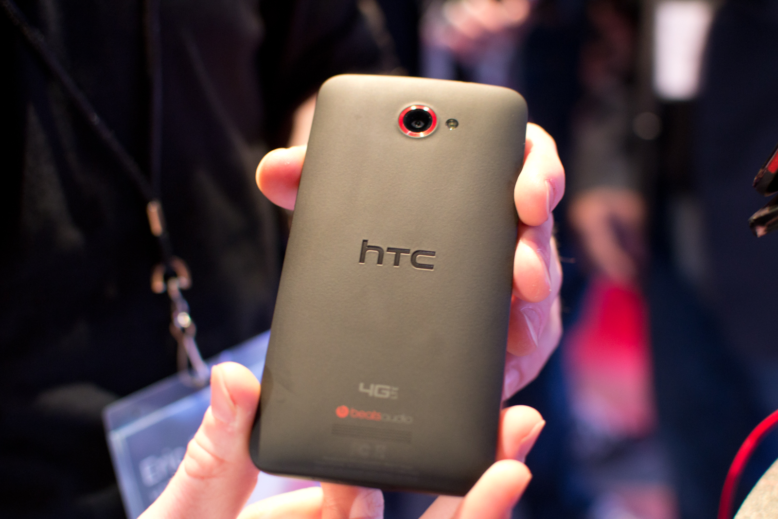 HTC Droid DNA Hands-On