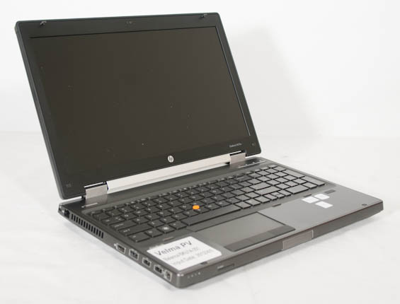 Hp Elitebook 8570w Notebook Review The Other Side Of The Coin