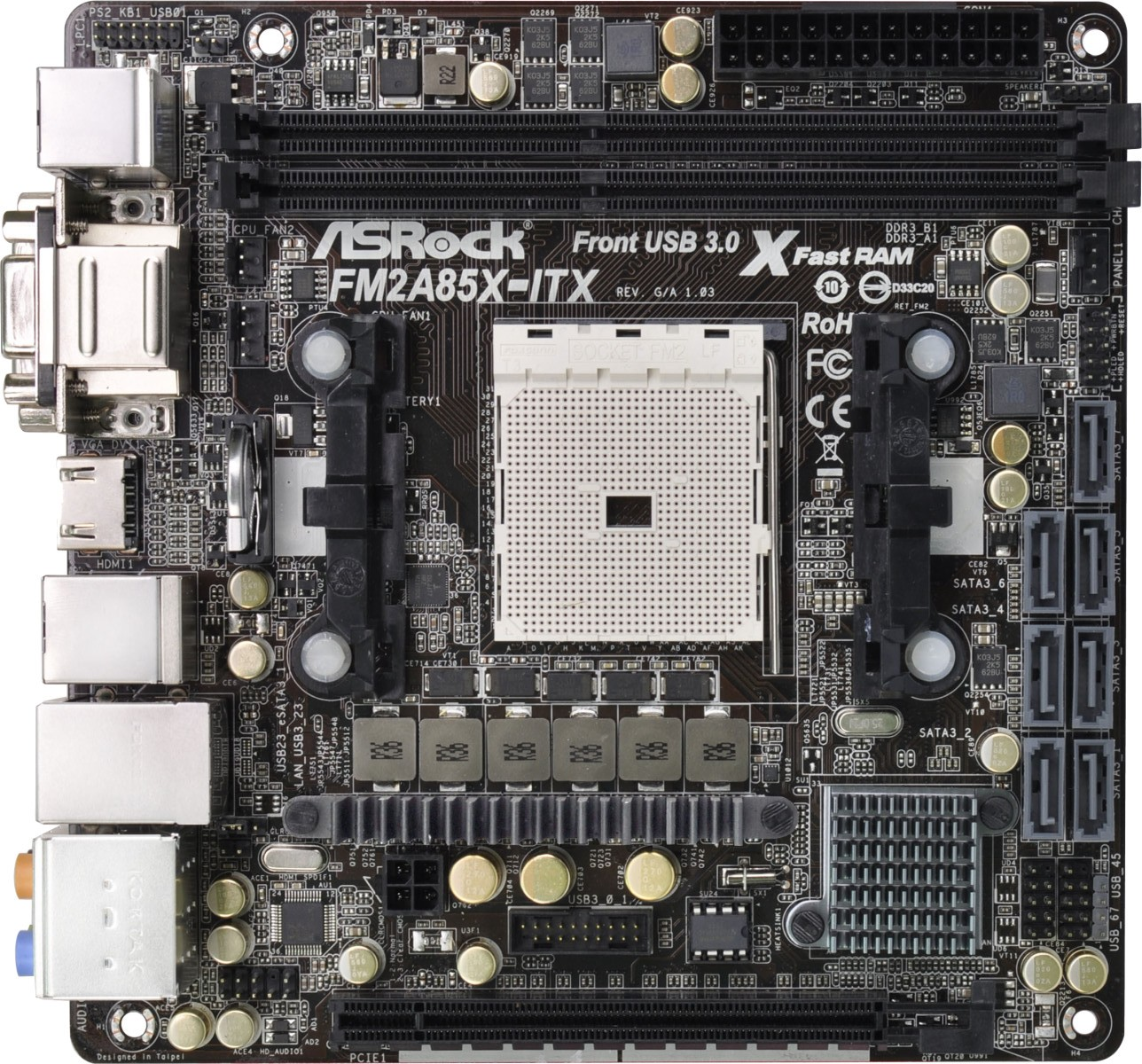 ASROCK FM2A75M-ITX AMD ALL-IN-ONE DRIVER WINDOWS 7