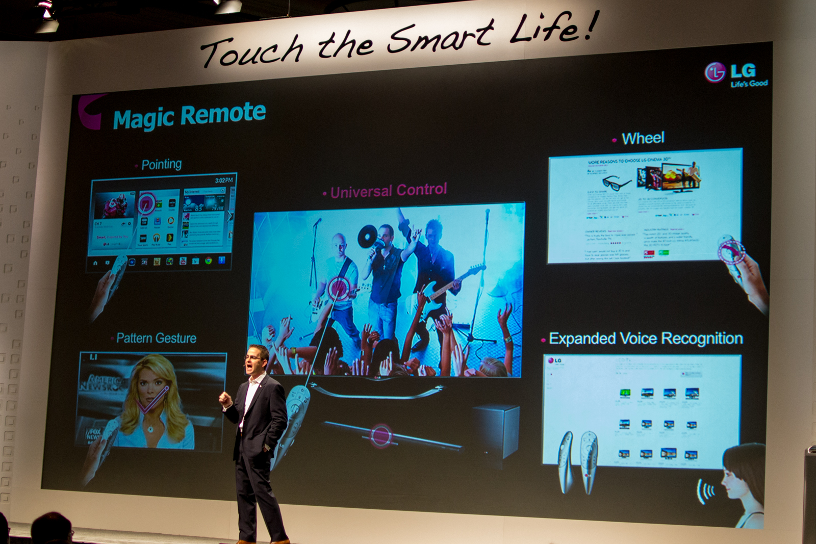 LG bringing UltraHD, OLED and more Google TVs to your living room