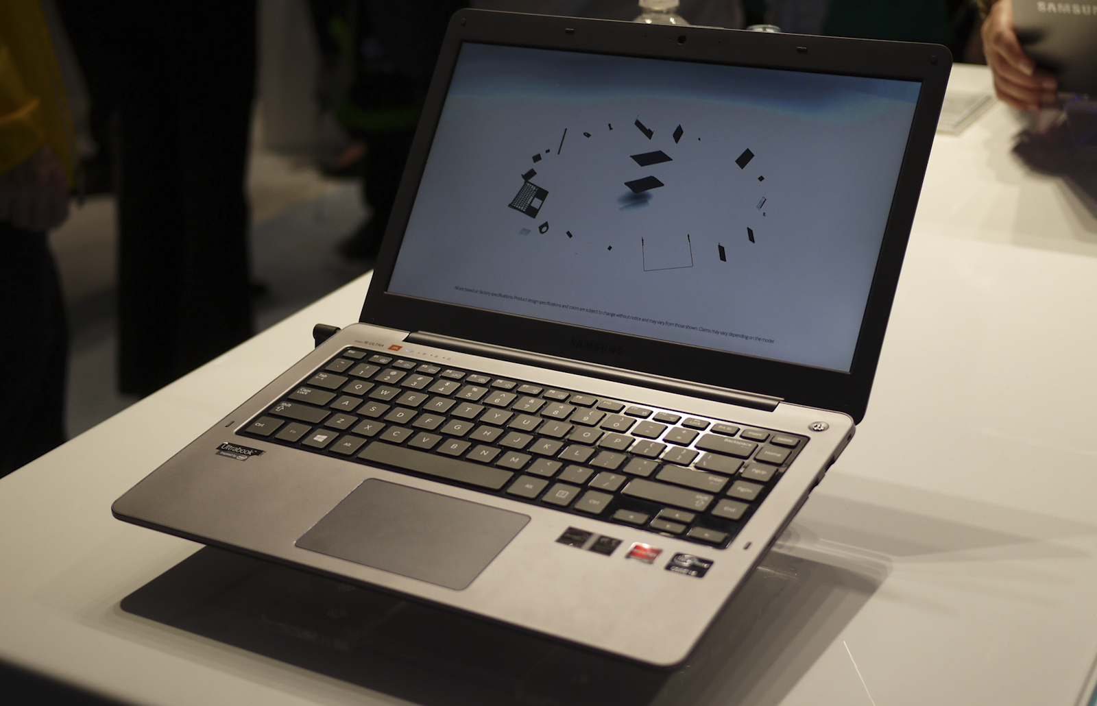Hands on with Samsung's 2013 Notebook Lineup