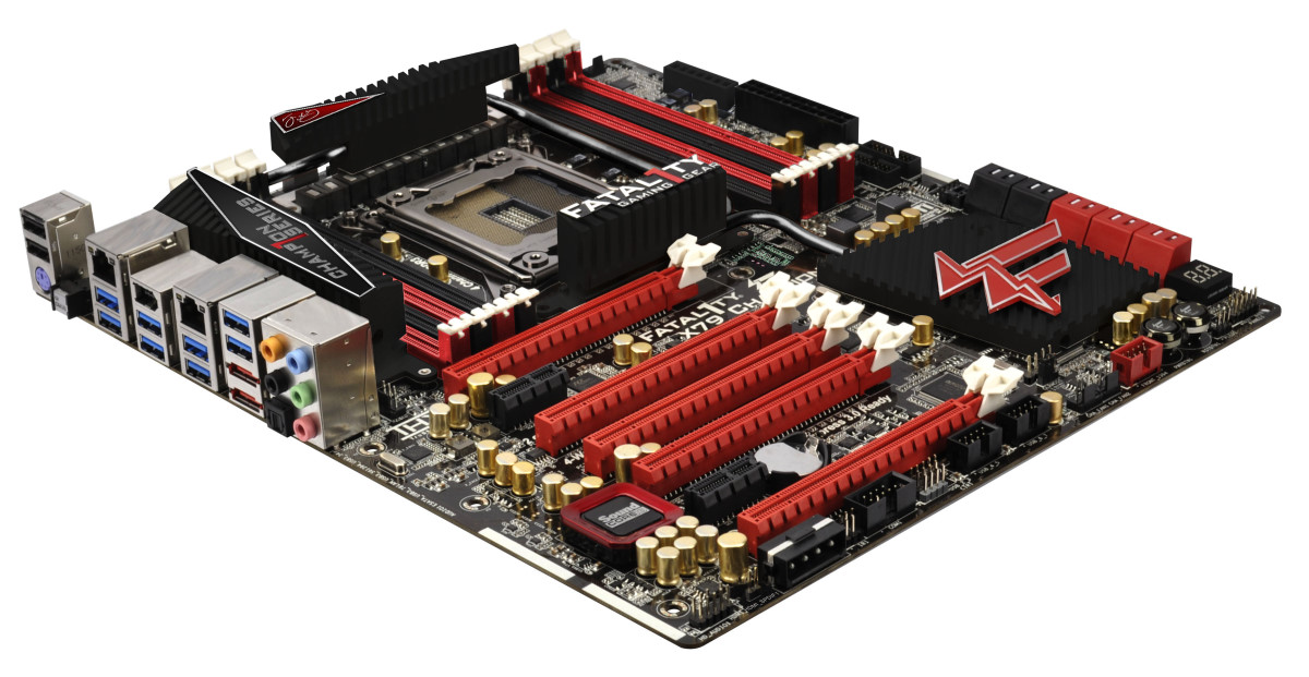 Asrock Fatal1ty X79 Professional Marvell SATA 3.0 Driver for Windows 7