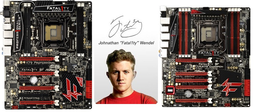Driver for Asrock Fatal1ty X79 Champion Intel Chipset