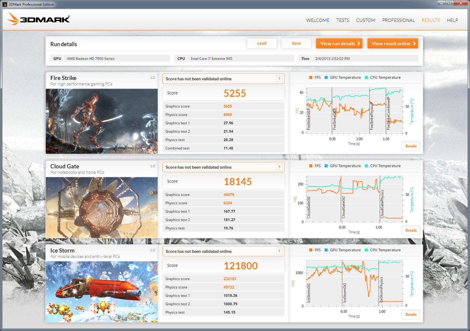 3DMark for Windows Launches