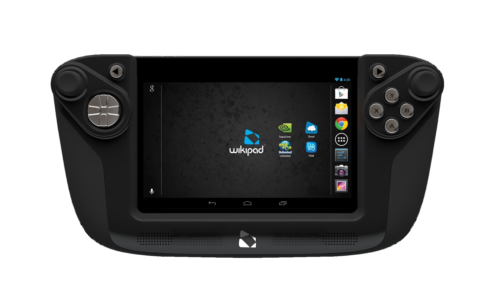 WikiPad Gaming Tablet Coming This Spring For $249