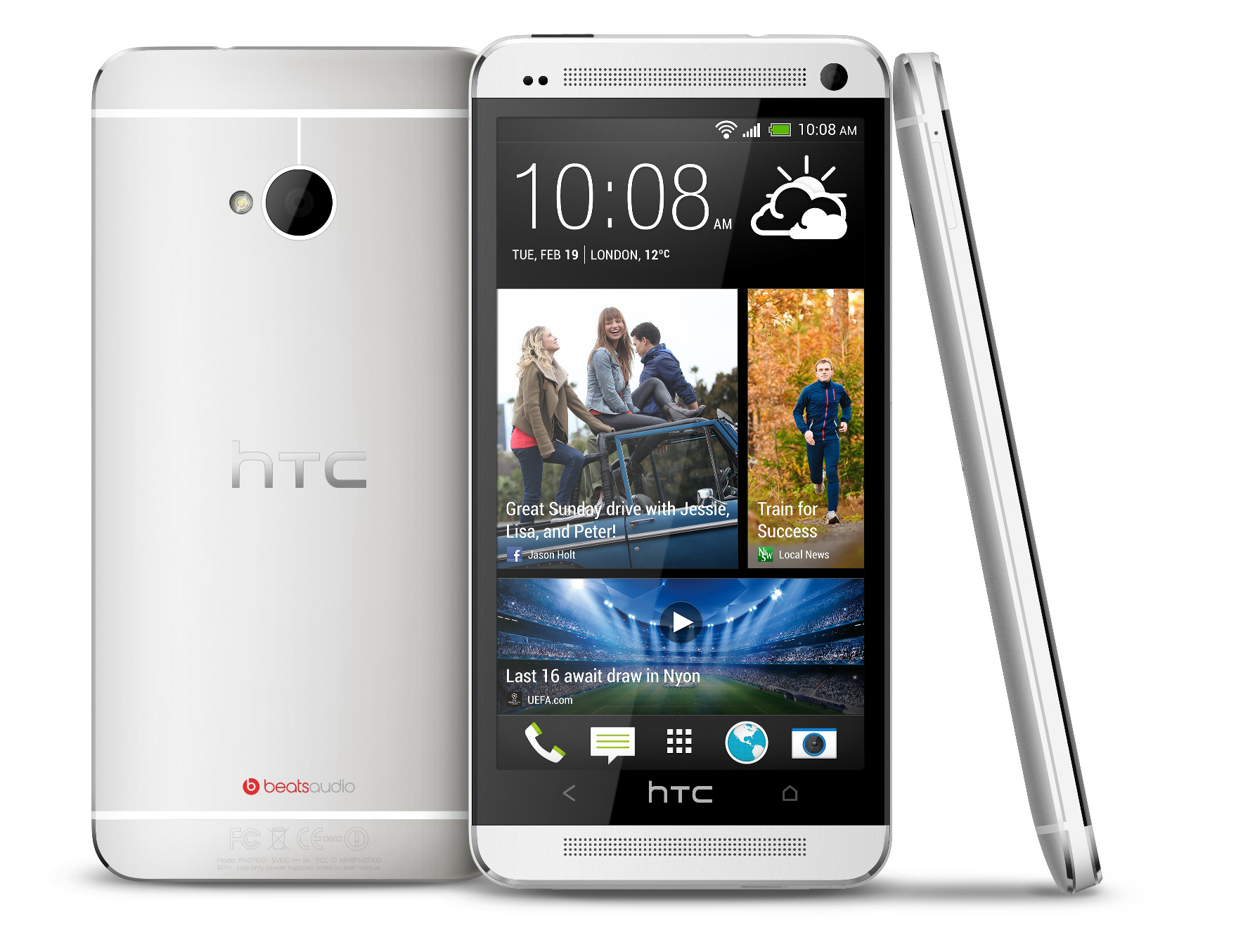 Hands on and Impressions from the HTC One - Formerly M7
