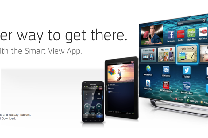 Samsung's TV Discovery Service Enables TV to Smartphone ...