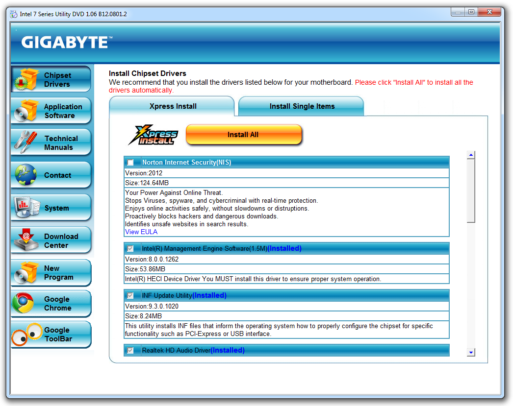 Gigabyte Z77X-UP7 Software - Gigabyte Z77X-UP7 Review: OC Oriented ...