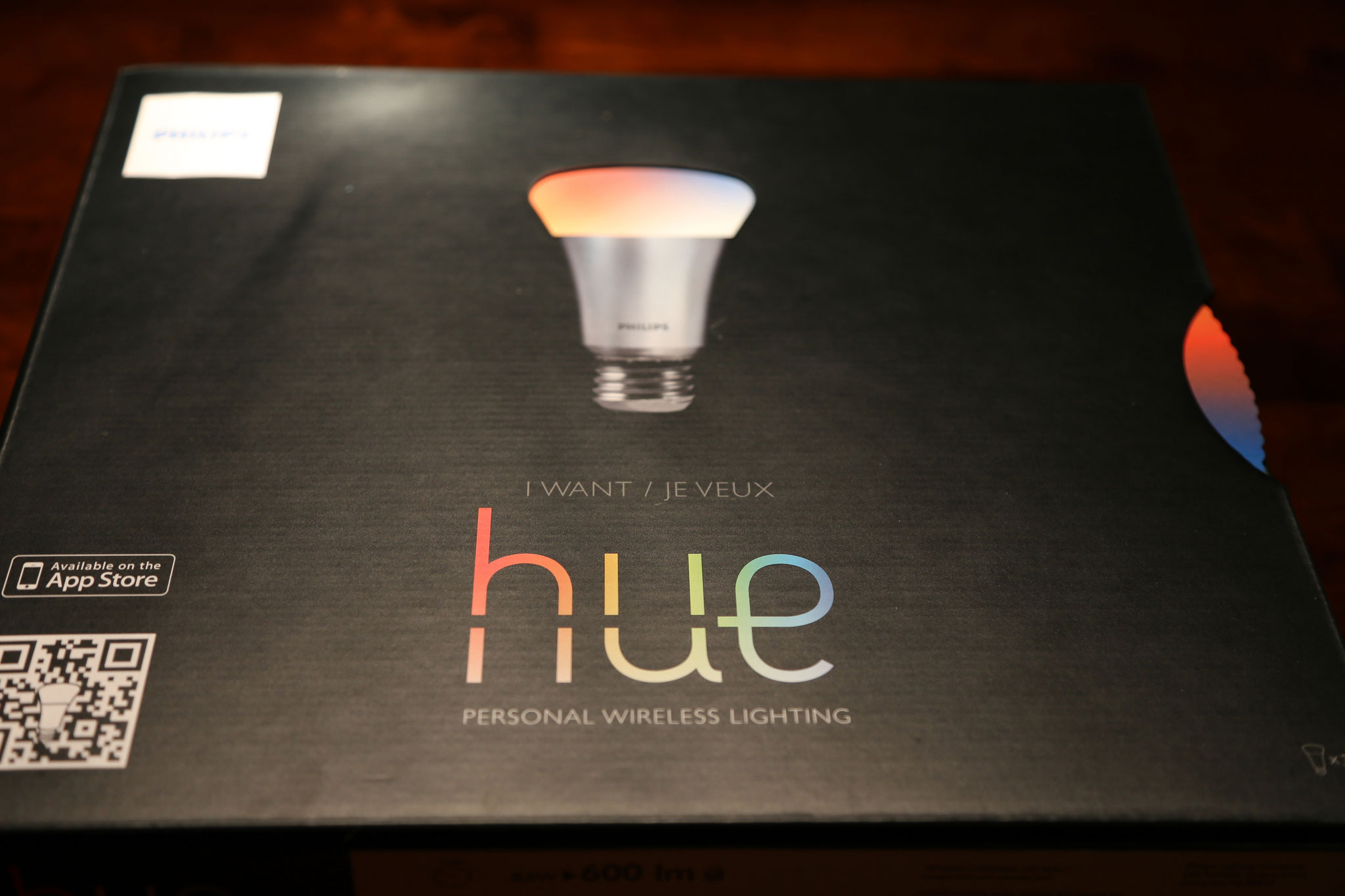 Philips Hue Automated Home Lighting Gets Colorful