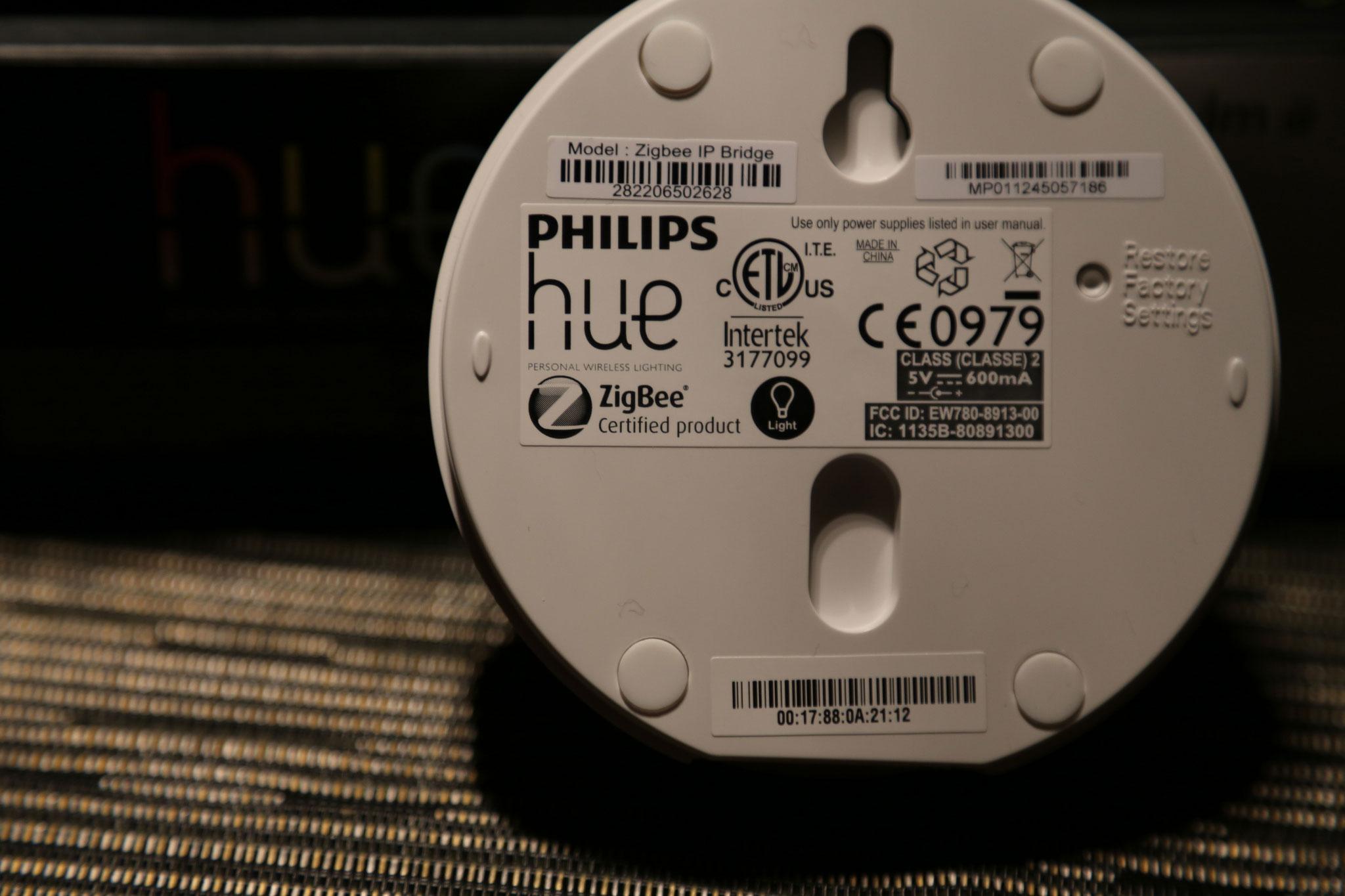 12-Hue-Hub Spannende Philips Hue Wireless Bridge Dekorationen