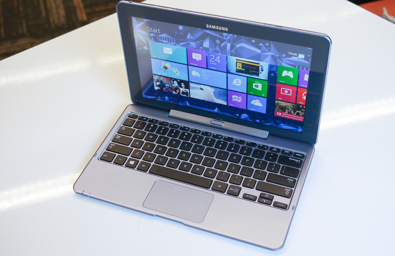 Samsung ATIV Smart PC Revisiting Clover Trail Convertibles