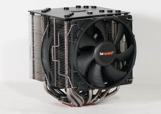Cpu Air Cooler : Conclusions part be quiet and cooler master cpu air